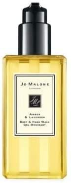 Jo Malone Amber& Lavender Body& Hand Wash/8.45 oz.