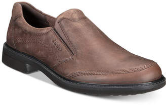Ecco Men's Turn Nubuck Slip-Ons Men's Shoes