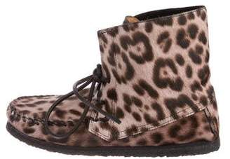 Etoile Isabel Marant Flavie Moccasin Ankle Boots w/ Tags