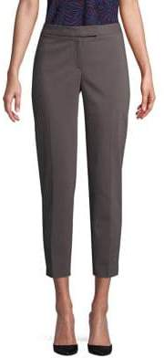 Anne Klein Slim Pull-On Trousers
