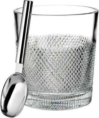 Waterford Lead Crystal Ice Bucket with Scoop