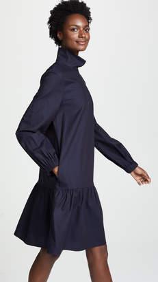 Tibi Jackson Drop Waist Dress