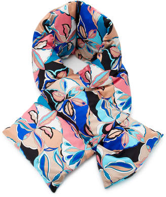 Emilio Pucci Quilted Silk Stole