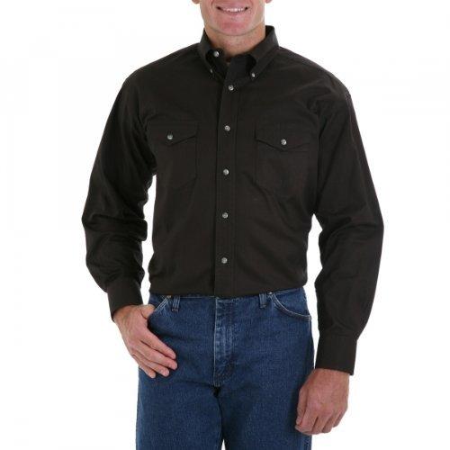 Wrangler Men's Tall-Big Painted Desert Basic Shirt