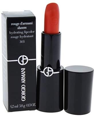 Giorgio Armani Rouge D'armani Sheers Hydrating Lipcolor