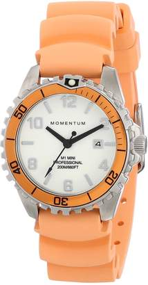 Momentum 1M-DV07WO1O Women's M1 Mini Sport Wrist Watches, White