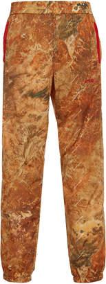 Heron Preston Camouflage Shell Track Pants