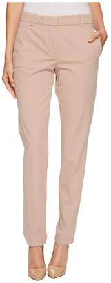 Lacoste Classic Stretch Gabardine Chino Pant Women's Casual Pants