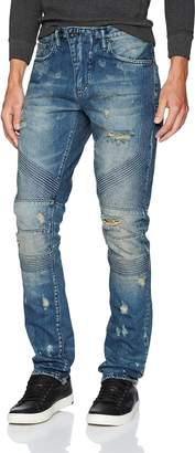 PRPS GOODS&CO. Men's Mud Puddles Jean