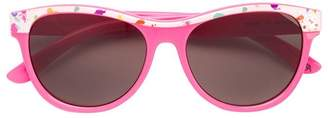 Stella McCartney paint-splatter sunglasses
