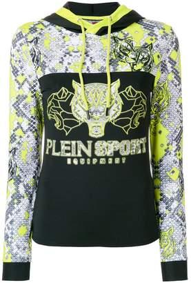 Plein Sport Elettra Gemma hoodie