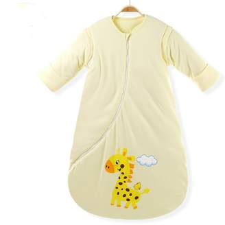 EsTong Unisex Baby Cotton Sleeper Gowns Wearable blankets Sleepbag Nightgowns