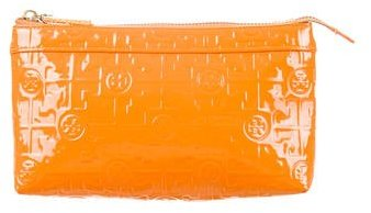 Tory Burch Tory Burch Logo-Embellished Cosmetic Pouch