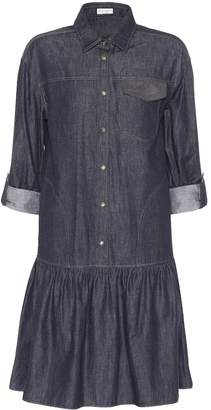 Brunello Cucinelli Denim dress