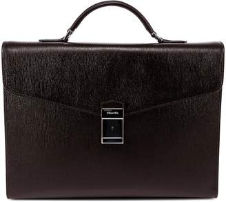 Church's Clip Closure Briefcase