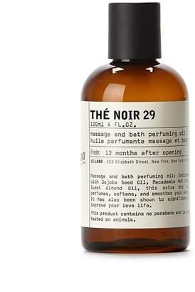 Le Labo Thé Noir 29 Body Oil