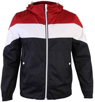 Moncler Gamme Bleu Multicolored Striped Jacket