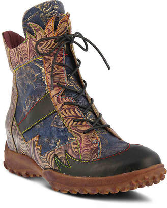 Spring Step L'Artiste by Ileana Combat Boot - Women's