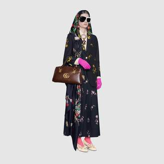 Gucci Floral fil coupé jacket