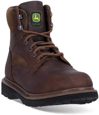John Deere Men's Mid-Shaft Work Boots