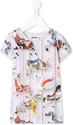 Molo white Carousel T-shirt