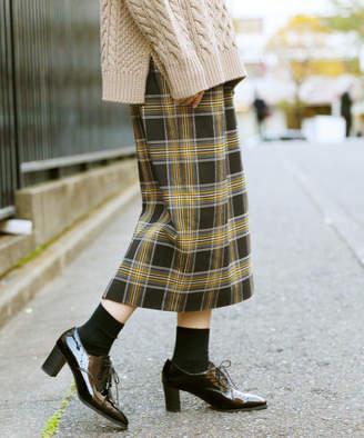 LOWRYS FARM (ローリーズ ファーム) - タータンチェックタイトスカート