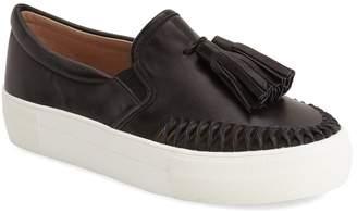 J/Slides Tassel Slip-On Sneaker