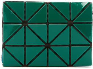 Bao Bao Issey Miyake Lucent two-tone card case