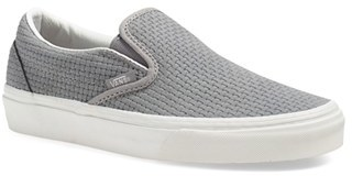 Vans Classic Slip-On Sneaker (Women) $59.95 thestylecure.com