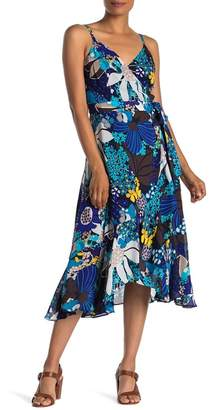 Trina Turk Kacie 2 Floral Print Dress