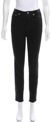 BLK DNM High-Rise Skinny Jeans