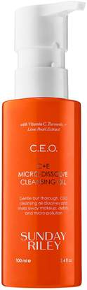 SUNDAY RILEY C.E.O. C + E Micro-Dissolve Cleansing Oil $38 thestylecure.com