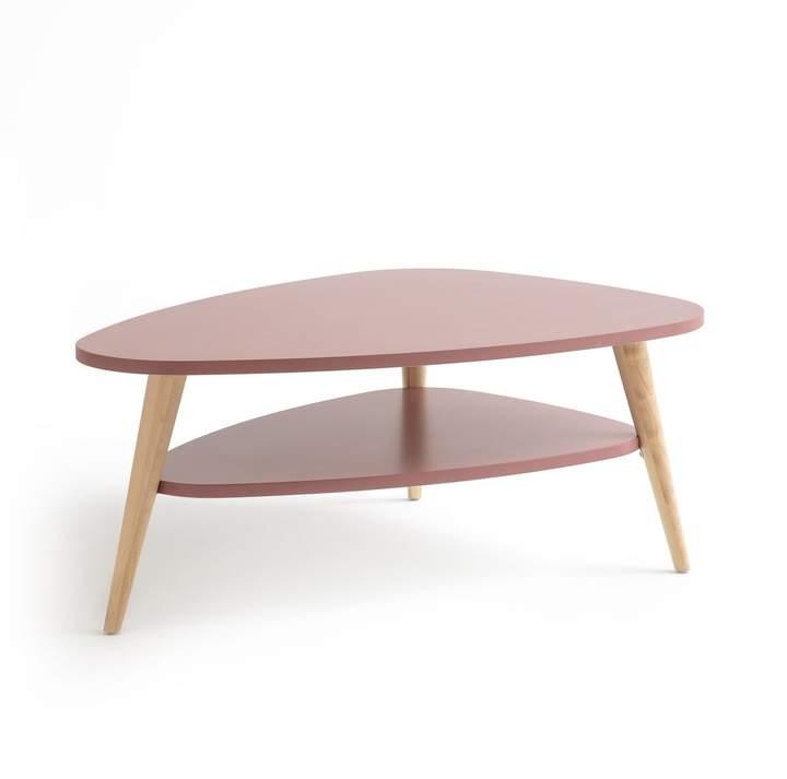 la redoute interieurs table basse vintage double plateau. Black Bedroom Furniture Sets. Home Design Ideas