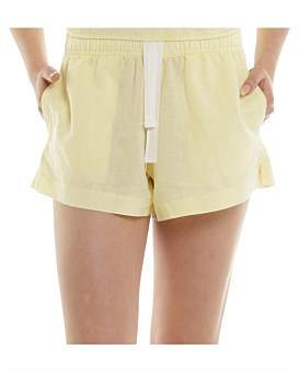 Nude Lucy Lunar Linen Shorts