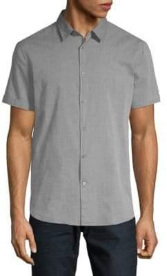 John Varvatos Short Sleeve Woven Shirt