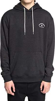 DC Men's Rebel Pullover Hoodie 3 Sweatshirt