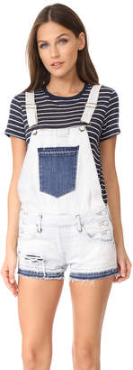True Religion Shortalls $219 thestylecure.com