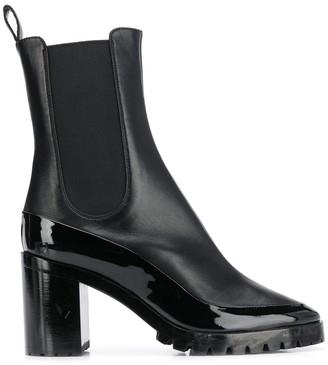 L'Autre Chose heeled Chelsea boots