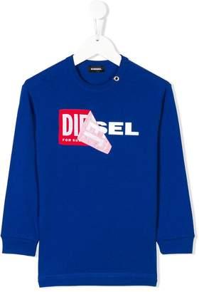 Diesel Tedri Over T-shirt