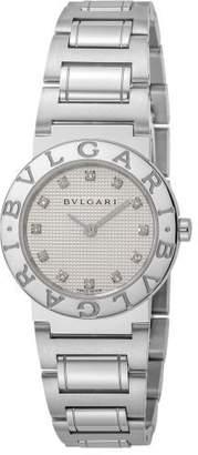 Bvlgari 【14%OFF】ブルガリブルガリ 腕時計 BB26WSS12ユニセックスホワイトF【 】【セール開催中】