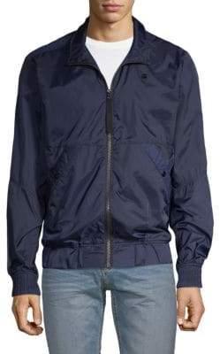 G Star Mockneck Full-Zip Jacket