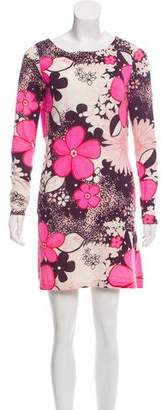 Diane von Furstenberg Kivel Floral Dress