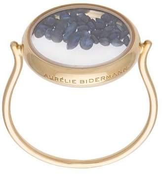 Aurelie Bidermann Chivor sapphire ring