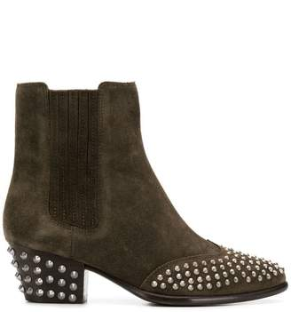 Ash Hook studded boots