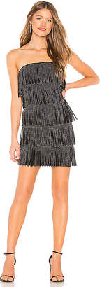 by the way. Shane Studded Fringe Dress