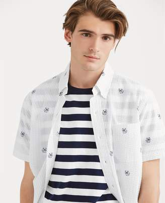 Ralph Lauren Classic Fit Nautical Shirt