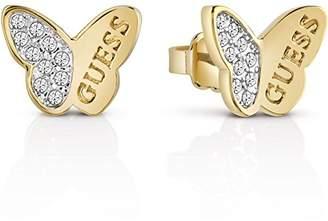 GUESS Women Brass Stud Earrings - UBE83021