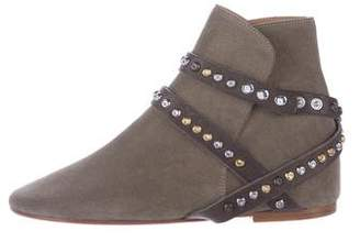 Etoile Isabel Marant Hey Jude Embellished Booties w/ Tags