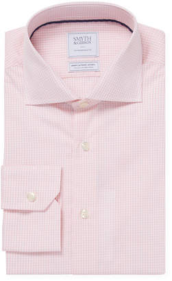 Smyth & Gibson Gingham Poplin Dress Shirt