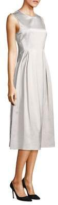 Max Mara A-Line Sleeveless Midi Dress